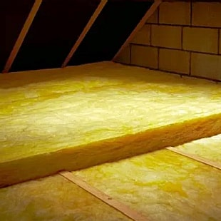 Cheap insulation slabs