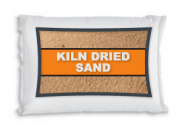 Aggregates: Kiln dried sand midi bag