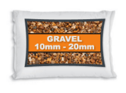 Aggregates: Gravel 20mm down maxi bag