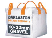 Aggregates: Gravel 20mm down Bulk bag