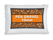 Aggregates: Pea gravel 10mm maxi bag