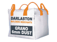Aggregates: Grano 6mm - dust Bulk bag