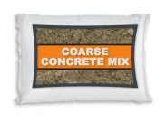 Aggregates: Coarse concrete mix Midi bag