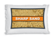 Aggregates: Sharp sand Maxi bag