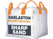 Aggregates: Sharp sand bulk bag