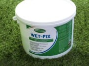 Artificial grass: Wetfix artificial grass adhesive 5.5kg