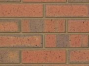 65mm facing brick range: Etruria mixture 65mm facing brick
