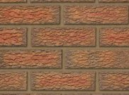 65mm facing brick range: Manorial mixture 65mm facing brick