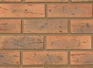 Bricks: Welbeck village blend 65mm facing brick