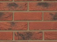 65mm facing brick range: Ivanhoe antique 65mm facing brick