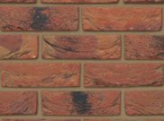 65mm facing brick range: Ivanhoe katrina multi 65mm facing brick