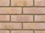 65mm facing brick range: Bradgate multi cream 65mm facing brick