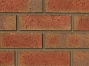 65mm facing brick range: Hanchurch mixture 65mm facing brick
