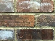 73mm brick range: Cheshire reclaimed multi 73mm imperial brick