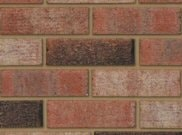65mm facing brick range: Alnwick blend 65mm facing brick
