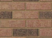 65mm facing brick range: Dilston red blend 65mm facing brick