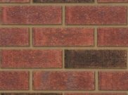65mm facing brick range: Morpeth blend 65mm facing brick