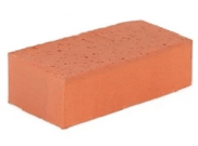 Special offer bricks: Red solid 65mm class b brick