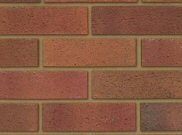 Lbc equivalent bricks 65mm & 73mm: Tradesman sandfaced red 65mm lbc equivalent