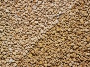 Chippings gravels pebbles: Cotswold chippings 25kg bag