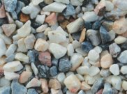 Decorative chippings, gravels & pebbles: Flamingo 14mm-20mm 25kg bag