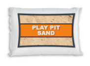 Decorative chippings, gravels & pebbles: Play pit sand Midi bag