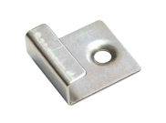 Composite decking & kits: Composite decking starter clip