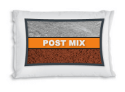 Fence posts accessories: Post mix