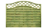 Fence panels, trellis & gates: Elite st meloir fence panel 1.8mtr x 1.8mtr