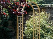 Garden arches and seats: Elite garden arch