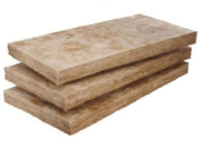 Insulation materials: Dritherm insulation 100mm