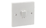 Electrical products: Wall switch 1 gang 1 way