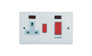 Electrical products: Cooker switch 45 amp