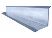 Lintels and padstones: L shaped lintel 900mm