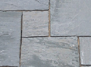 Natural stone paving / indian sandstone paving packs: Natural grey 10.2mtr2 natural stone paving pack