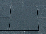 Natural stone paving: Black slate 10.2mtr2 natural stone paving kit