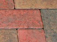 50mm pavers: Vendage 50mm block paver