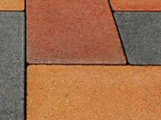 Trade pavers 50mm & 60mm: Trade maple 50mm block paver