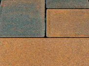 Trade pavers: Trade chestnut 60mm block paver