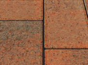 Trade pavers 50mm & 60mm: Trade brindle 50mm block paver