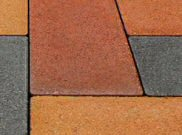 Trade pavers 50mm & 60mm: Trade maple 60mm block paver