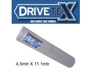 Paving accessories: Drivetex 4.5m x 11.1m