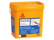 Paving accessories: Pave fix plus grey 15kg