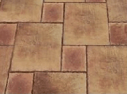 Patio paving kits dutch pattern: Dutch rutland mellow 5.76mtr2 dutch pattern paving