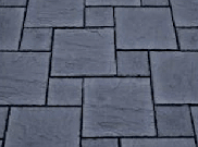 Patio paving kits dutch pattern: Dutch slate 5.76mtr2 dutch pattern paving