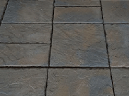 Patio paving kits regency pattern: Regency courtyard 6.08mtr2 regency pattern paving