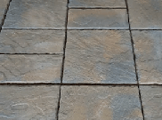 Patio paving kits regency pattern: Regency antique 6.08mtr2 regency pattern paving