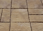 Patio paving kits regency pattern: Regency mellow 6.08mtr2 regency pattern paving
