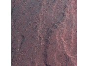 Paving slabs 450mm x 450mm: Abbey burnt red slab 450mm x 450mm