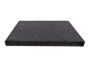 600mm x 400mm paving slabs: Grange black granite slab 600mm x 400m x 50mm